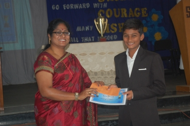 Most Hardworking Student of SSC 2020 : Rohit Tiwari